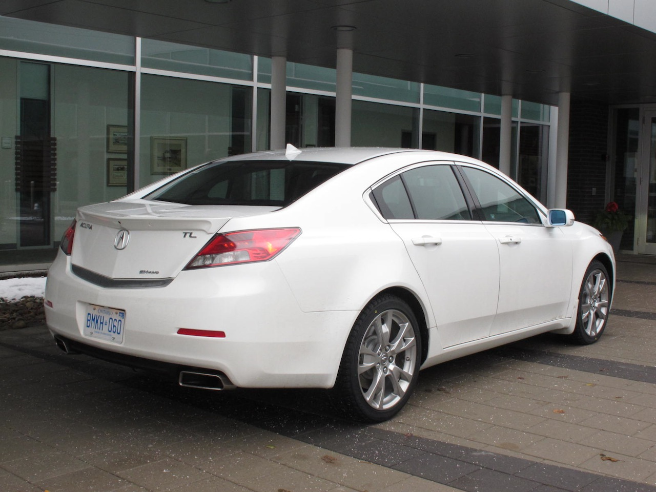 Glory Auto Sales >> Canadian Auto Review - 2012 Acura TL SH-AWD ELITE Review