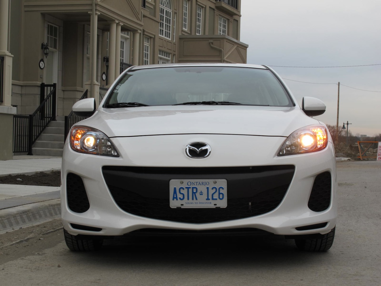 chinese auto review 2012 mazda3 skyactiv review. Black Bedroom Furniture Sets. Home Design Ideas