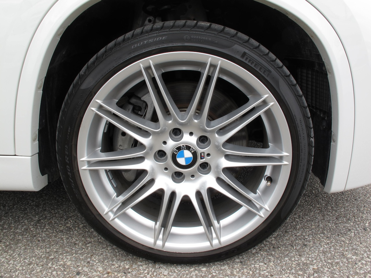 Bmw X Msport M Rims