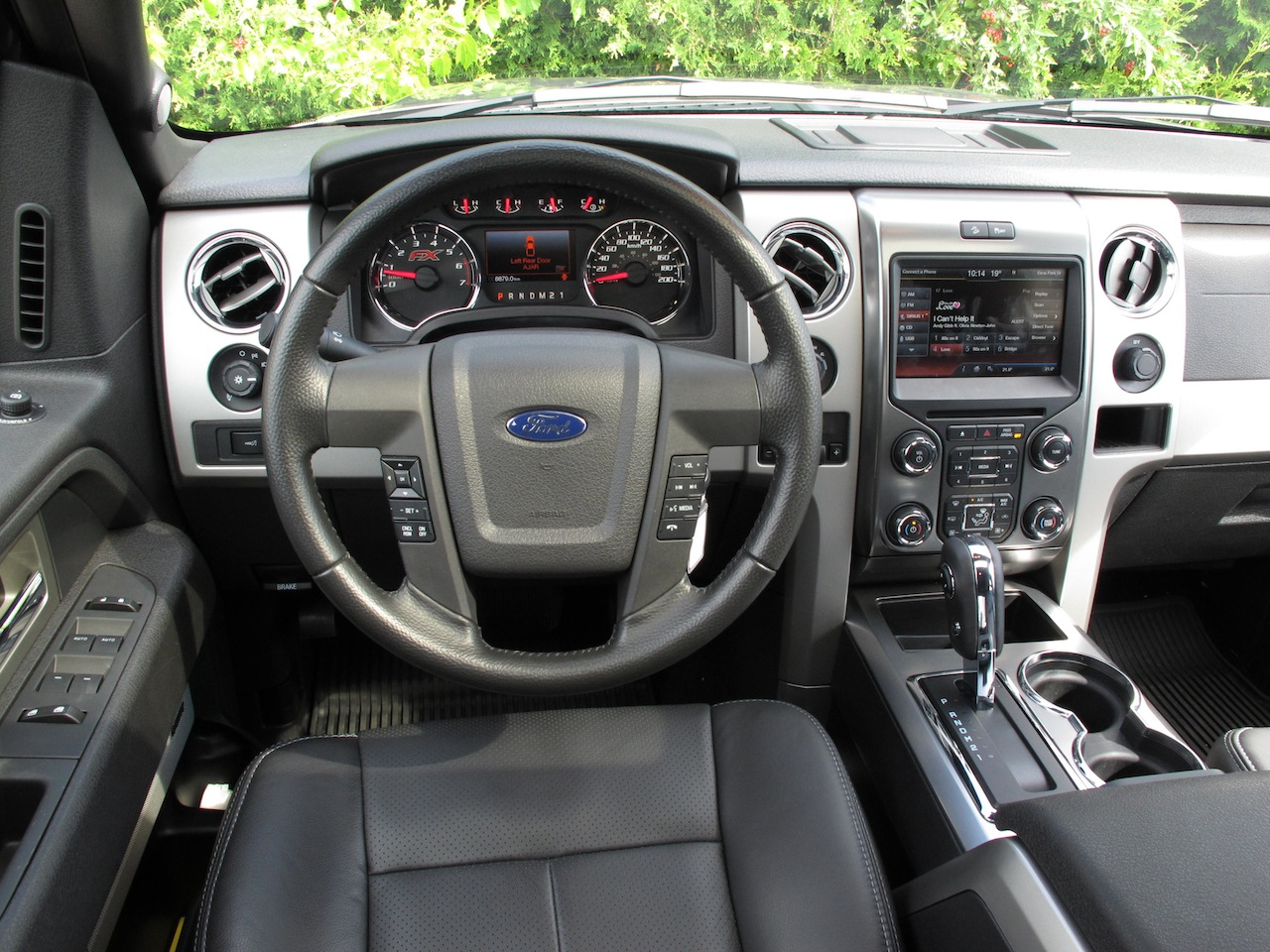 canadian auto review 2013 ford f150 fx4 supercrew ecoboost. Black Bedroom Furniture Sets. Home Design Ideas