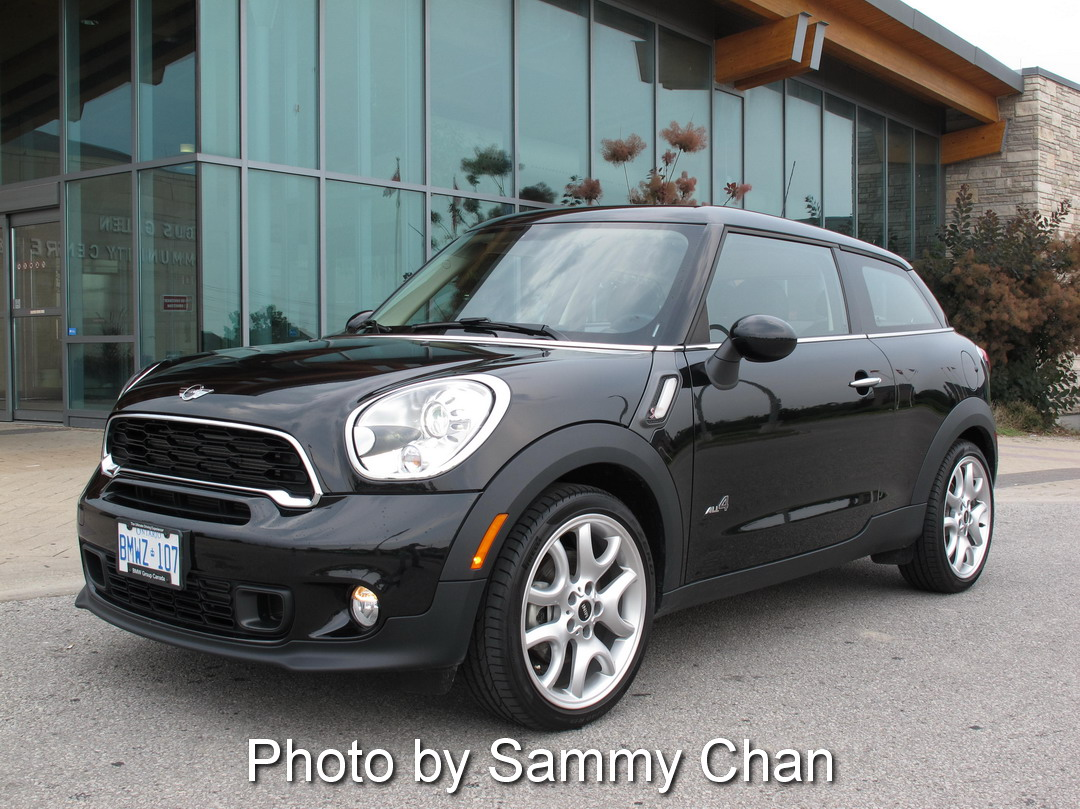 canadian auto review 2013 mini cooper paceman s all4 review. Black Bedroom Furniture Sets. Home Design Ideas