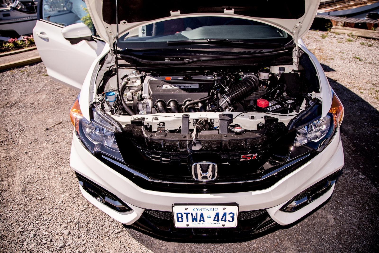 Honda 本田 Civic Si 與 Bmw 寶馬 228i 對比試車報告