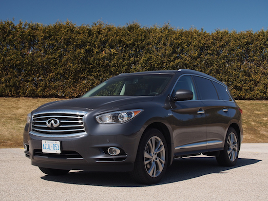 chinese auto review infiniti qx60 hybrid. Black Bedroom Furniture Sets. Home Design Ideas