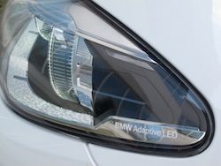 2014 寶馬 BMW 535d xDrive Metallic White adaptive led headlights