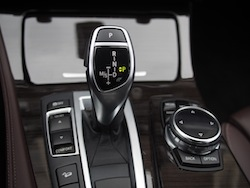 2014 寶馬 BMW 535d xDrive Metallic White gear shifter