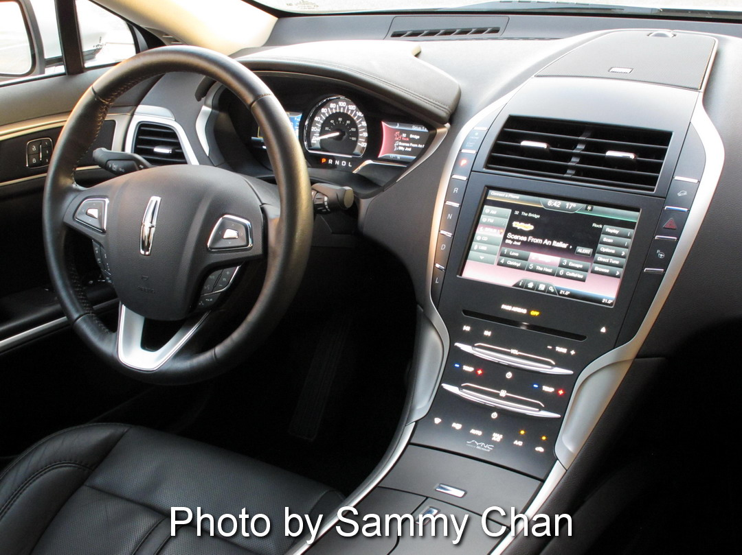chinese auto review ������ 2014 ��� lincoln mkz ������