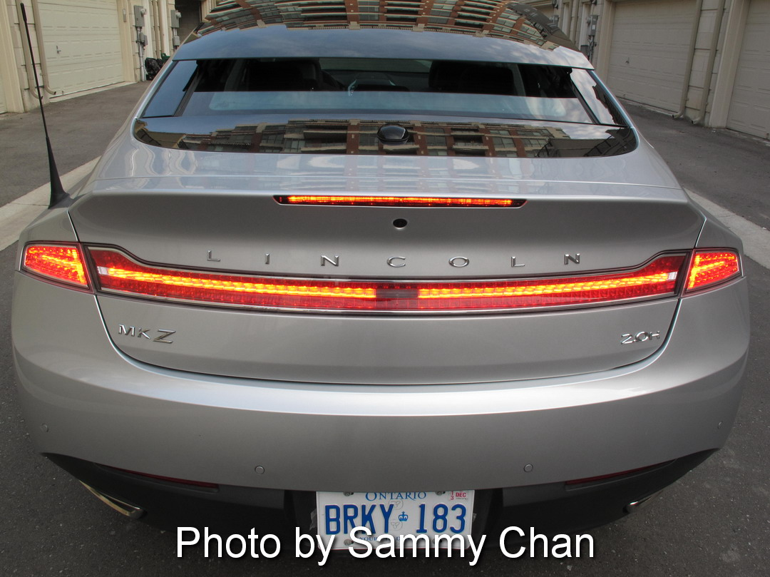 Chinese Auto Review 車輪薦之 2014 林肯 Lincoln Mkz 試車報告