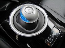 2015 Nissan Leaf gear shifter