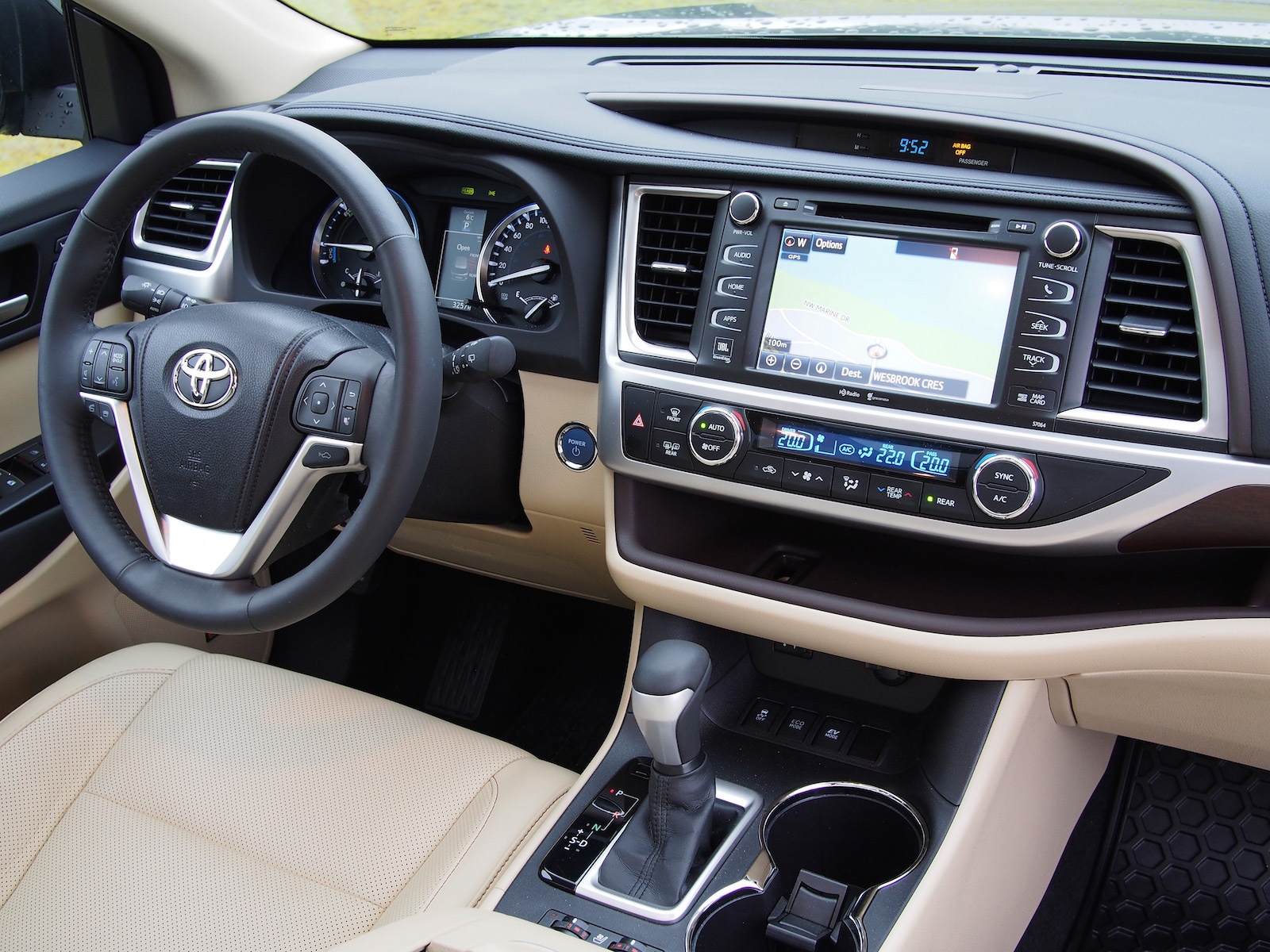 Chineseautoreview 車輪薦之 2015 Toyota Highlander Hybrid 試車報告